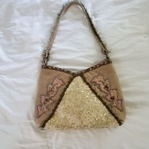 Mary Frances Tapestry Bag
